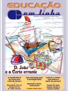 Ano II nº 03 - Janeiro-Março 2008